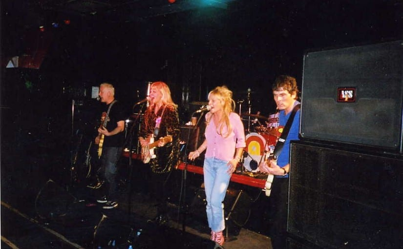 Voice Of The Beehive, @ Metro Club, London 3-12-03