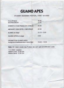 apes pt schedule