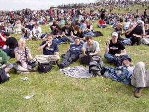 2005 10-6 Download festival