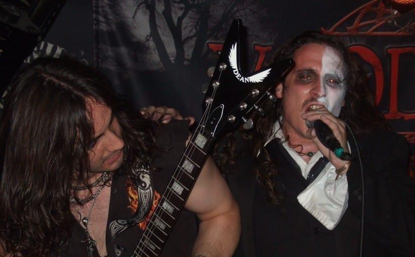 Voodoo Six, Skeleton Crew,  @ Junction 7, Nottingham 6-9-08