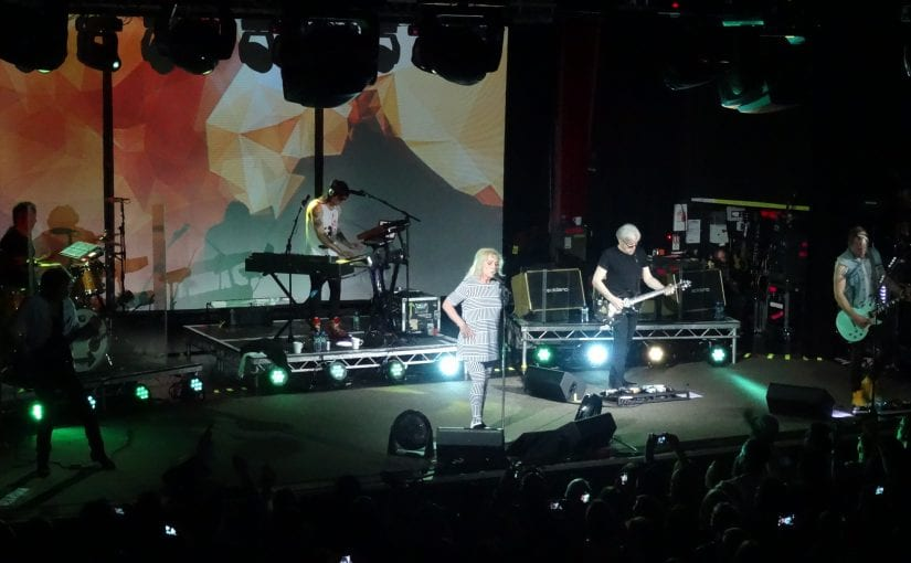 Blondie, Carnabys, @ O2 academy, Sheffield , 29-6-14