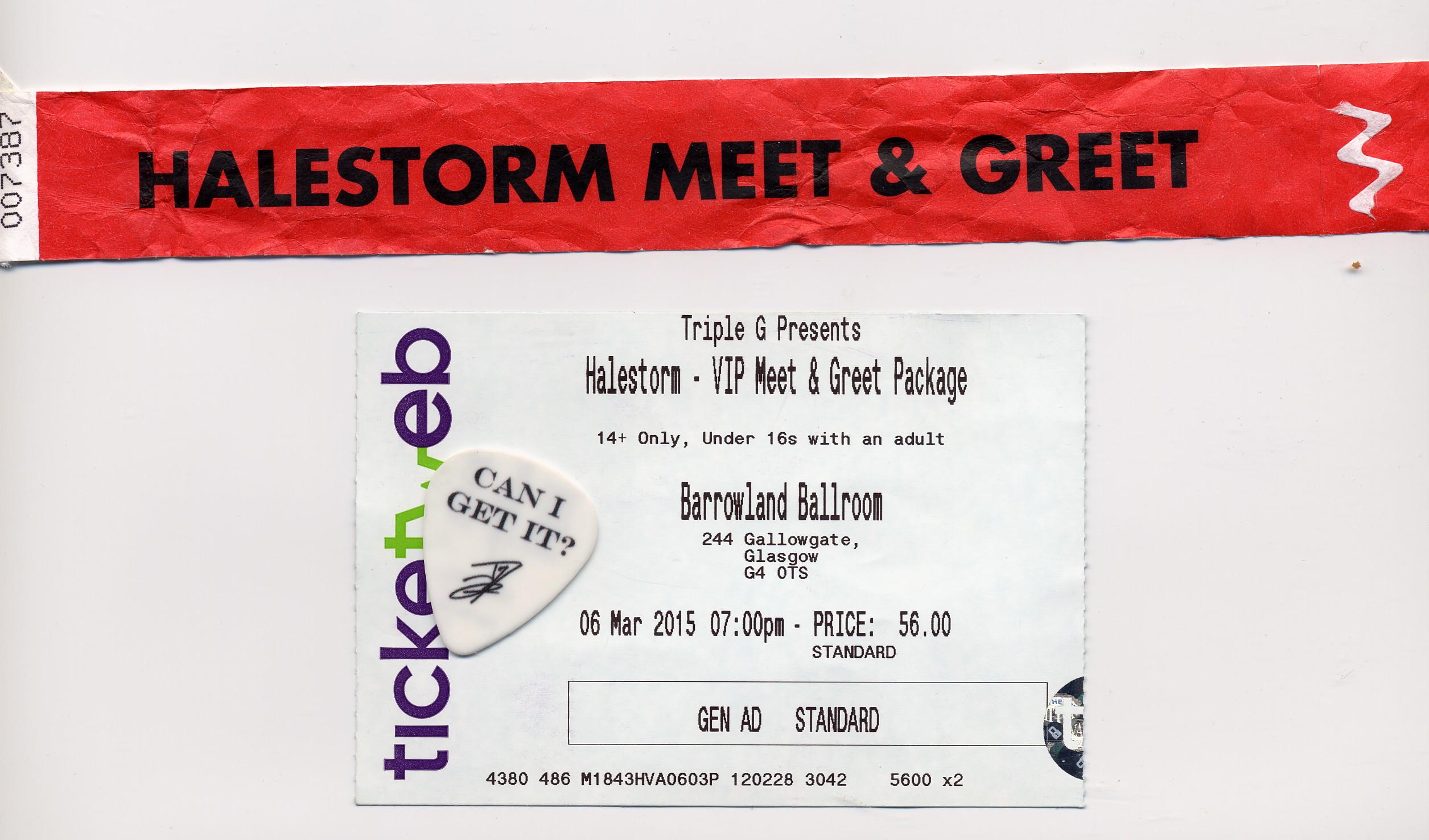 Halestorm – Gig Addiction
