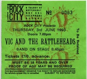 00325 VIC ticket