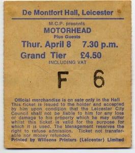 009 motorhead