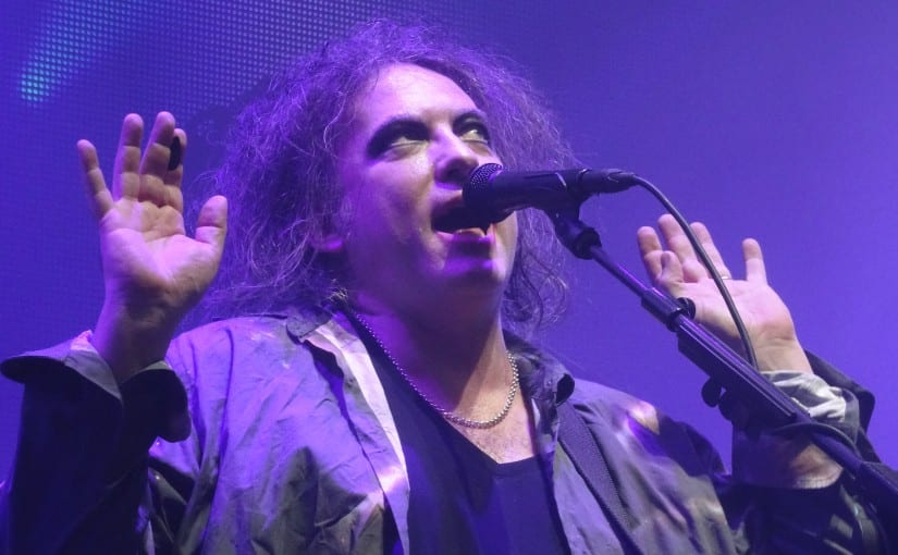 The Cure @ Hammersmith Odeon , London 21-12-14