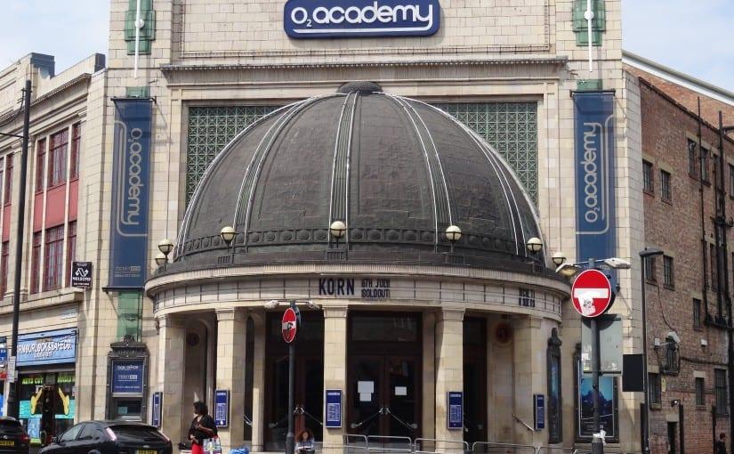 Korn, Snot, Sunflower Dead, Brixton Academy 16-7-15