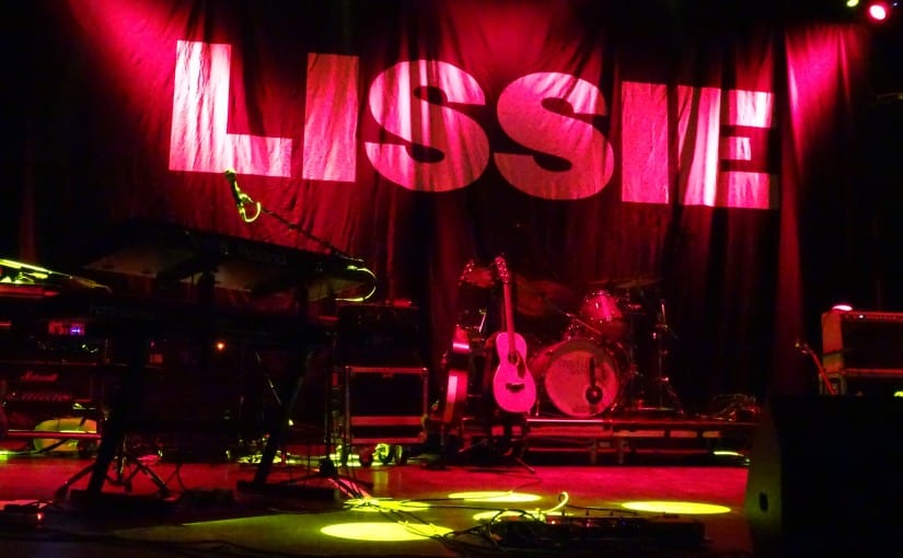 Lissie, The Travelling Band, O2 Forum , London 15-2-16