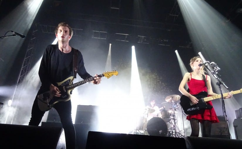 Wolf Alice, bloody knees, swim deep, O2 Academy, Leeds 19-3-16
