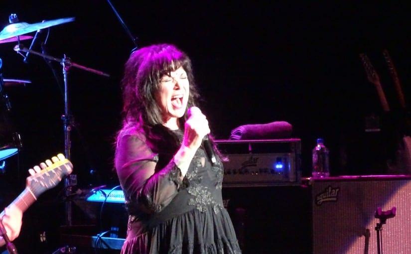 Heart , Glasgow Royal Concert Hall, 2-7-16