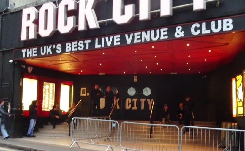 Virginmarys (Missed Feeder)  , Rock City, Nottingham, 14-10-16