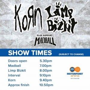 Korn times