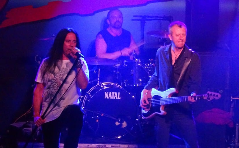 Tyketto, Romeos Daughter, rescue rooms, Nottingham 22-1-17