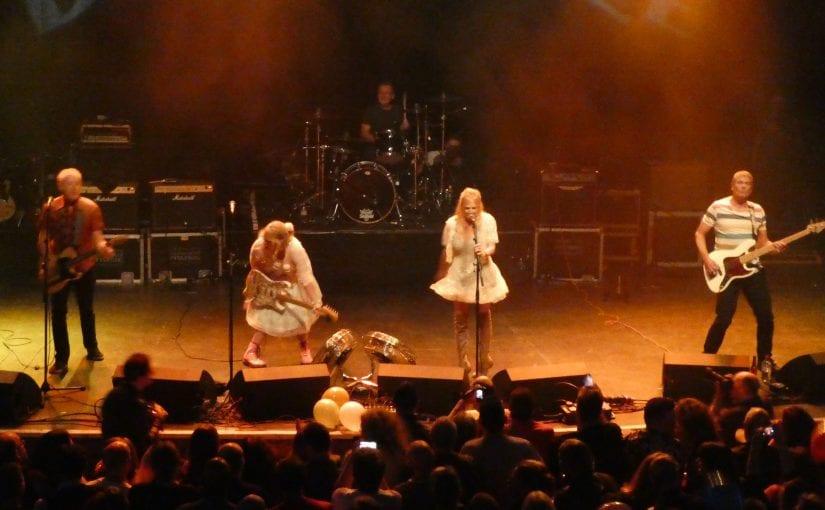 Indie Daze,House Of Love, Voice Of The Beehive, Crazyhead, Hunt & Nockalls, Bis, O2 Forum, London, 7-10-17