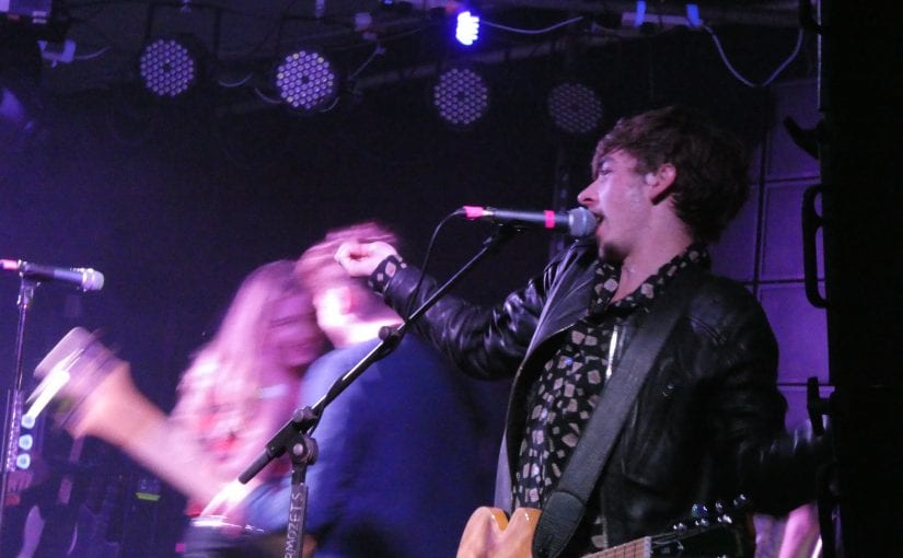 The Marmozets , Rascalton,  welly club, Hull, 17-10-17
