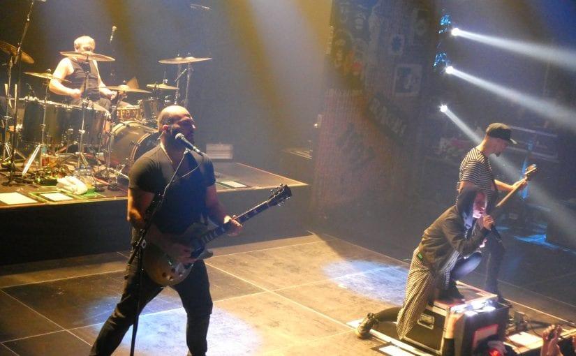 Guano Apes , Alex Mofa Gang ,Melkweg, Amsterdam, 5-11-17