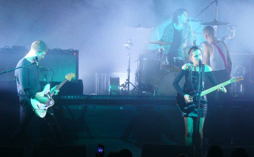 Wolf Alice, Sunflower Bean, Superfood,  Rock City, Nottingham, 15-11-17