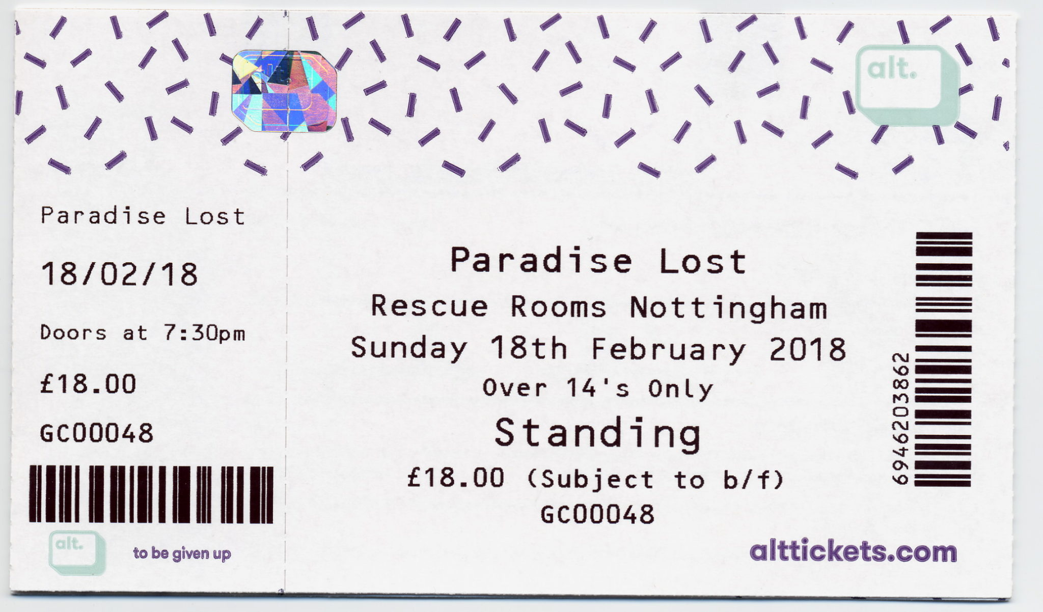Rescue Rooms – Gig Addiction