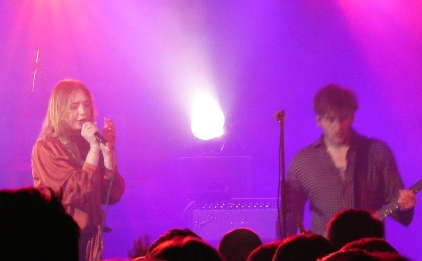 MARMOZETS , The Leadmill, Sheffield, 11-2-18