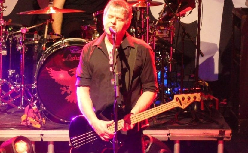 THE STRANGLERS ,+ Therapy?, Rock city, Nottingham, 12-3-18