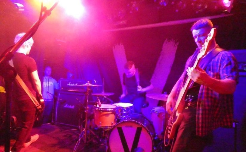 VIRGINMARYS + Dig Lazarus + Kynch + Callum Cook ,The Soundhouse, Leicester, 6-4-18