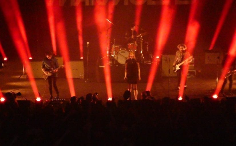 MARMOZETS , Jamie Lenman : O2 Forum, London,  19-10-18