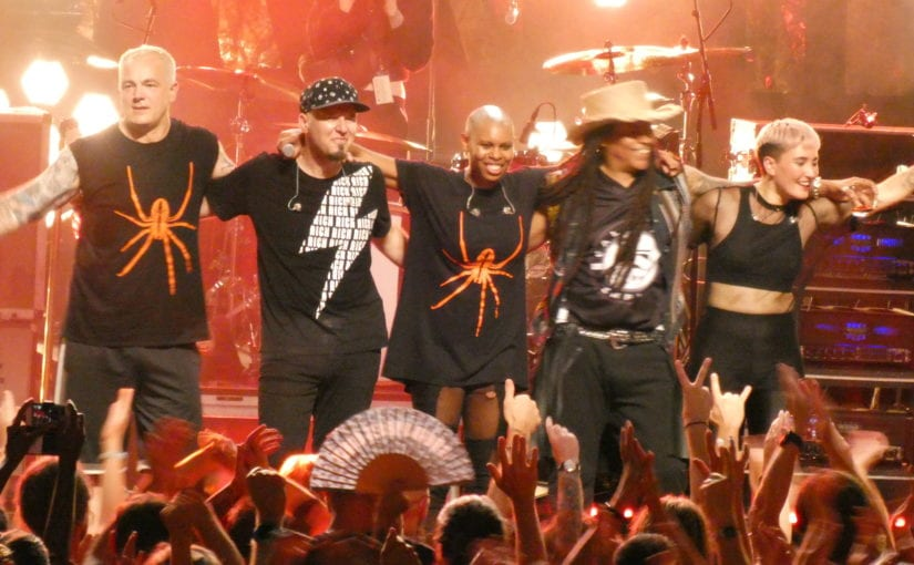 SKUNK ANANSIE , Cambridge Corn Exchange, 28-8-19