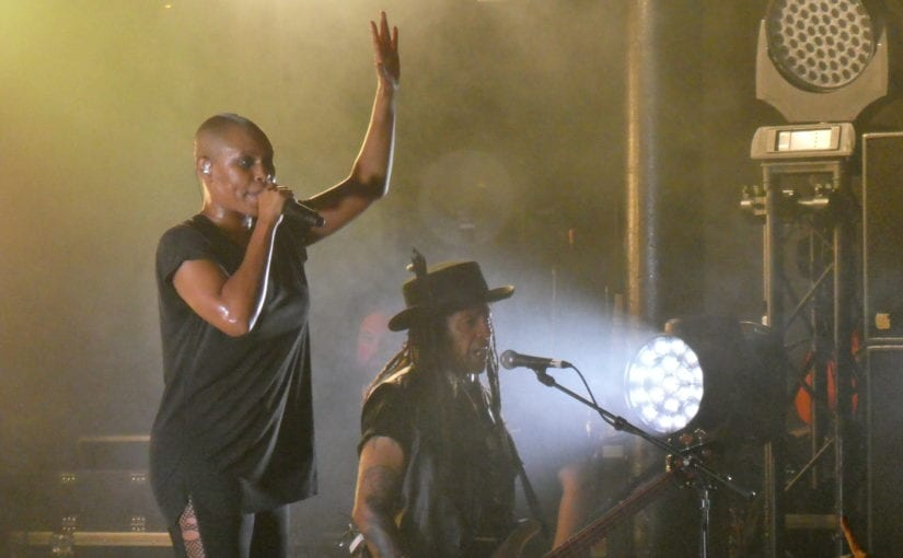 SKUNK ANANSIE, Rock City, Nottingham, 3-9-19