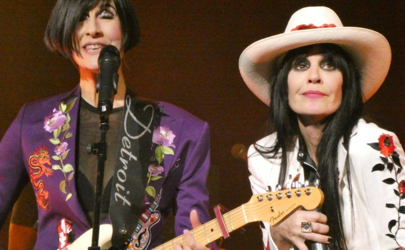 SHAKESPEARS SISTER, Royal Concert Hall,  Nottingham, 31-10-19